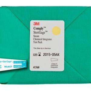 41360 | Gói thử chỉ thị hóa học 3M™ COMPLY™ (SteriGage™).